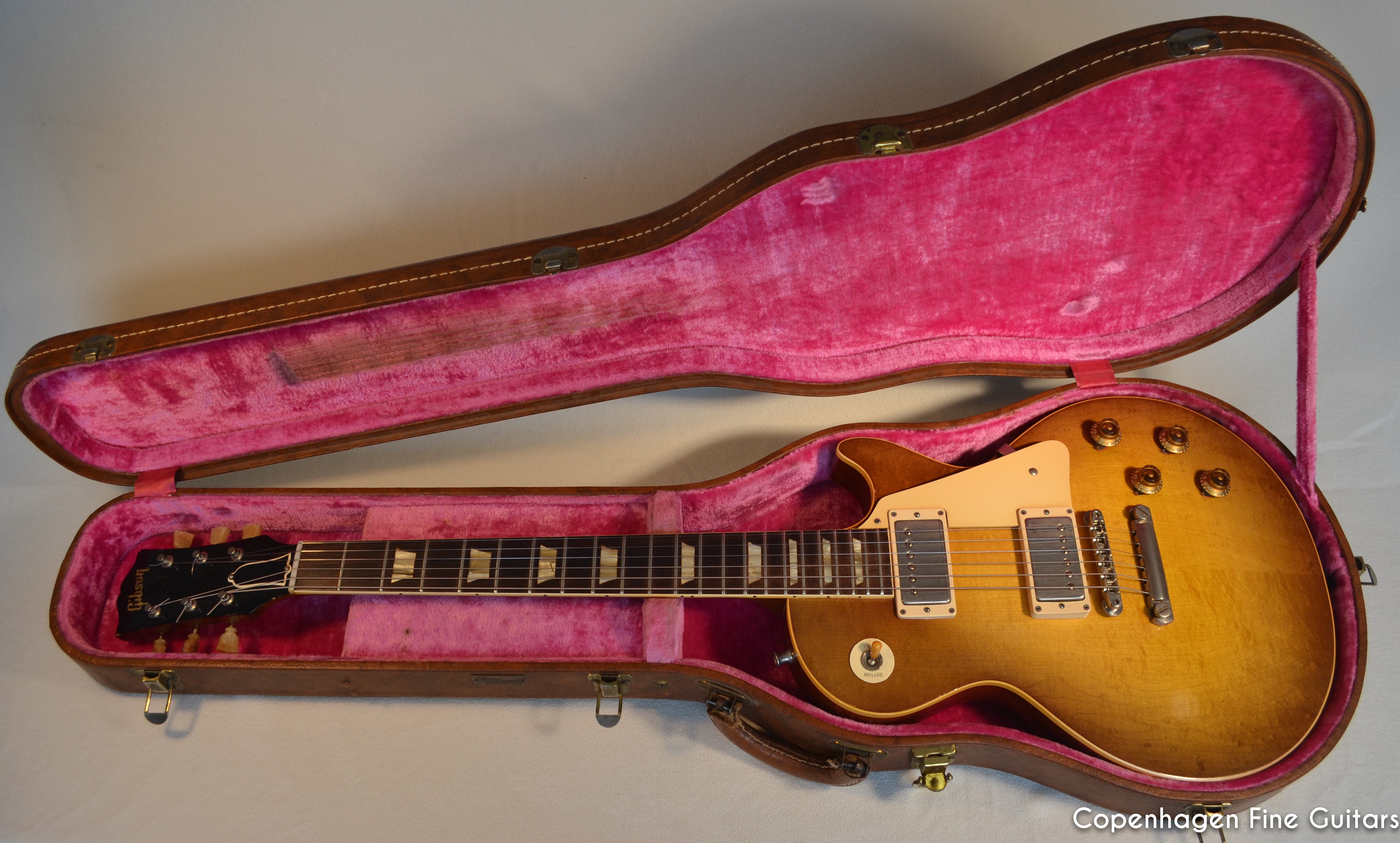 1959 Gibson Les Paul Standard Sunburst guitar for sale
